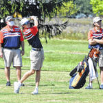 Tigers win D-II district golf title, headed to state for fourth straight year