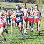 First step to state cross country starts Saturday in Galion