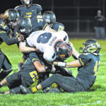 Crawford advances with football win over Seneca East; Tigers tournament run ends against Bellevue