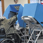 Early voter turnout large in Morrow County