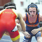 Wrestling: Young Tigers perform well at home meet