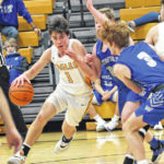 Boys basketball: Quick start carries Colonel Crawford past Wynford, 70-45