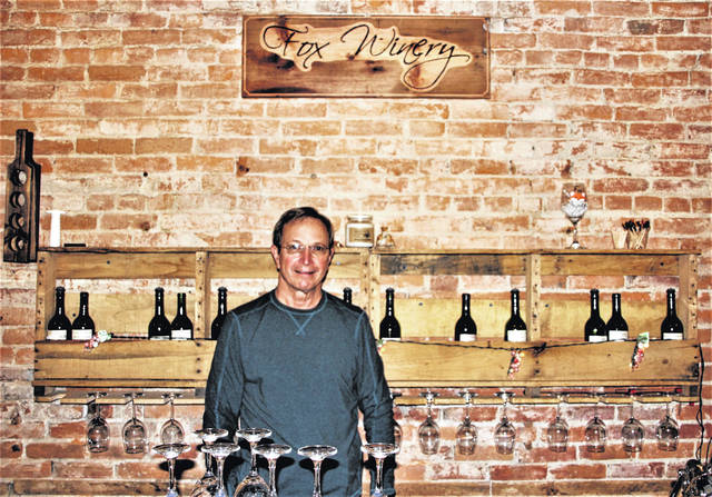 Ron Fox is the owner of Fox Winery, 227 Harding Way East in Uptowne Galion. Fox, a wine-maker for the past 32 years, opened the Galion winery in 2017 and experienced success until the COVID-19 pandemic struck last year. He was one of 177 business owners in Crawford County who received funding from the Small Business Relief Grant Program administered by the Galion-Crestline Area and Bucyrus Area chambers of commerce. The two agencies awarded a total of $800,000 in CARES Act funding to local businesses in December 2020. The funding was made available by the Crawford County Commissioners.