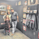 New artist in Galion: SD Tattoo now open on the Square