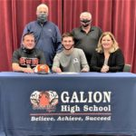 Galion's Spencer Keller to play golf at Indiana Tech