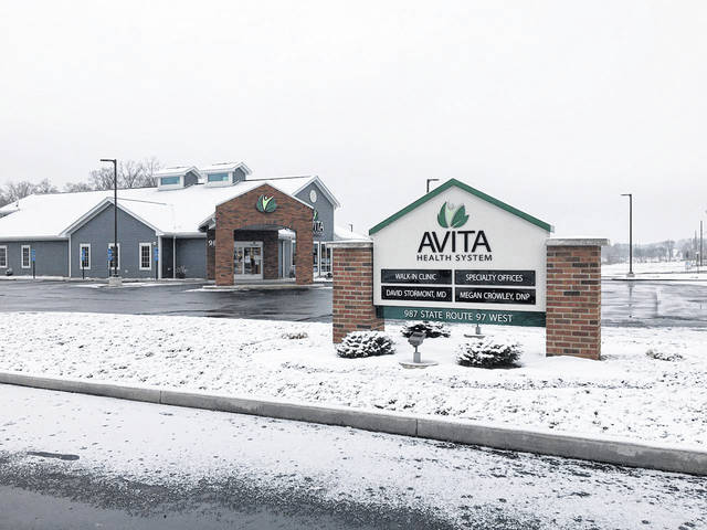 Avita Health System is now offering COVID-19 rapid testing at their Bellville and Ontario walk-in clinics as well as their testing sites at Bucyrus, Galion, and Ontario hospitals, effective Monday, Feb. 22. Avita's Ontario Walk-In Clinic is open daily from 8 a.m. to 8 p.m. at 2003 West Fourth Street, Suite 130 in Ontario. The Bellville Walk-In Clinic is open daily from 10 a.m. to 7 p.m. at 987 State Route 97 W in Bellville.