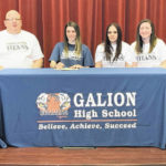 Volleyball: Galion's Jaden Ivy signs with Terra State
