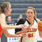 Girls basketball: Galion holds off Bucyrus for 40-34 victory
