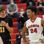Boys basketball (photo gallery): Colonel Crawford at Bucyrus – Feb. 12, 2021