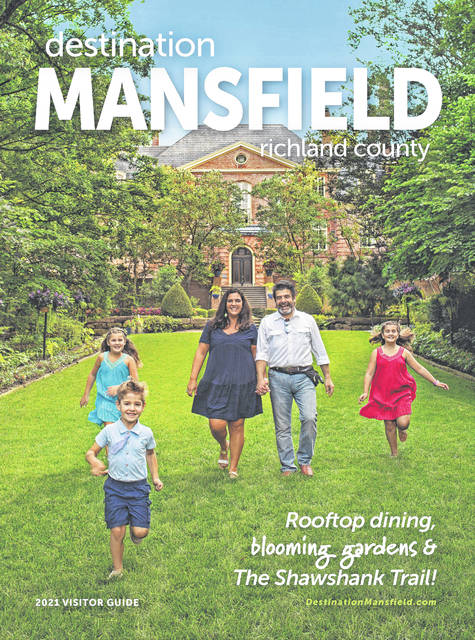 The 2021 Destination Mansfield-Richland County visitors guide is now available. Digital copies can be obtained at DestinationMansfield.com.