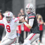Ohio State football: Day stays coy about quarterbacks