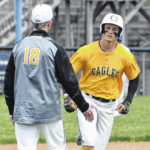 Baseball: Eagles beat Crestline, improve to 12-0
