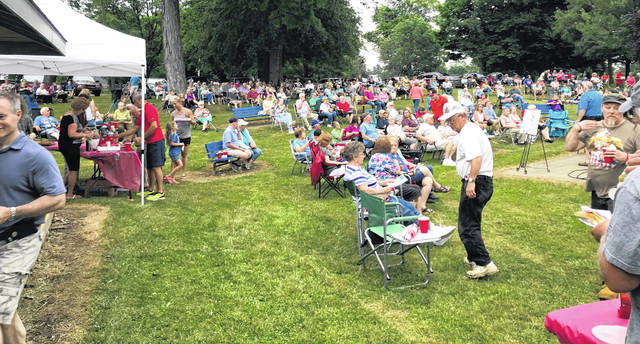 Music in the Park returns for Season 13 this June at the Heise Park ban shell. Free concerts will be presented at 7 p.m. each Tuesday in June. Music in the Park is sponsored by Snyder Funeral Home Richardson Davis Chapel.