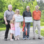 Galion's Levant-Dawson Trail dedicated during Thursday ceremony