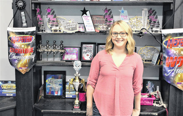 Anna Matney is the new owner of Eagle Dance Studio in Galion. A longtime student and instructor at the center, Matney said she had always dreamed of running her own dance studio. She takes over the business from her mentor Shannon Eagle.