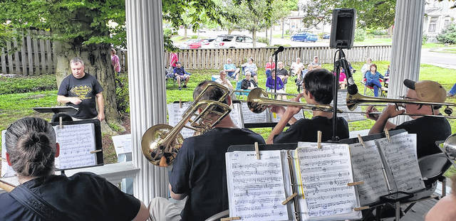 The Shawshank Big Band will perform at 6 p.m. on Sunday, July 18 at the Gill House, located at 342 Harding Way West in Galion. Admission is free. Freewill donations will be accepted.