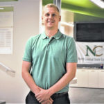 Nathan Harvey new manager of Crawford Success Center