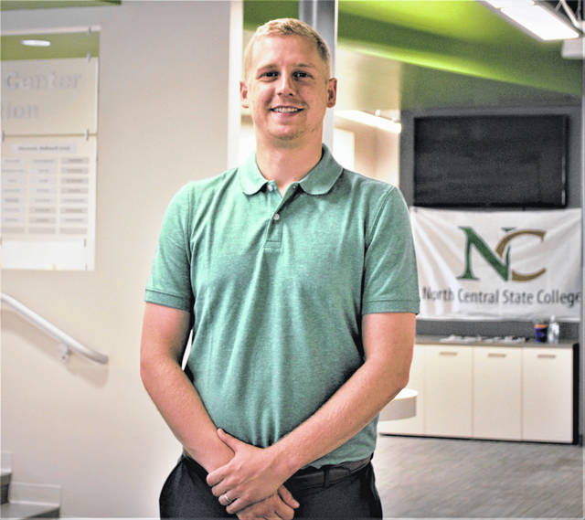 Nathan Harvey is the new manager of the Crawford Success Center in Bucyrus. The Bucyrus native formerly worked as a credit analyst at First Federal Bank of Ohio in Galion.