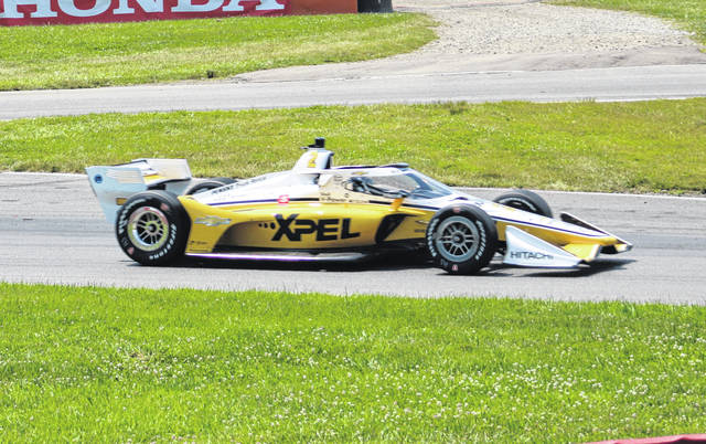 For the second time in his career, Josef Newgarden won Mid-Ohio Sports Car Course's Honda Indy 200, leading 75 of 80 laps on his way to earning the checkered flag. Newgarden also won in Morrow County in 2017.