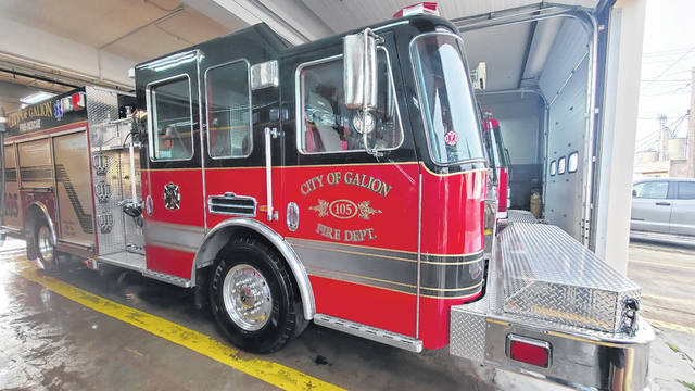 The Galion Fire & EMS Department was one of 20 departments nationwide to be selected in the first round of SAFER grant awards as of Aug. 27. The total funding is $782,848 and will pay the wages and benefits of three additional firefighters for three years.
