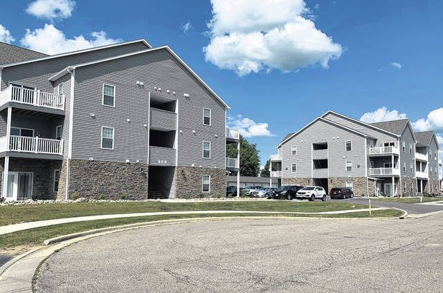 Galion City Council approved a loan of $300,000 to the Galion Port Authority that will be used for real estate development in the city. The Port Authority will in turn loan the money to the Five Galion Company LLC which plans to add two new buildings to its Carter Crossings apartment complex on Carter Drive (pictured) and build single-family houses at the Renschville Development site on Winchester Road.