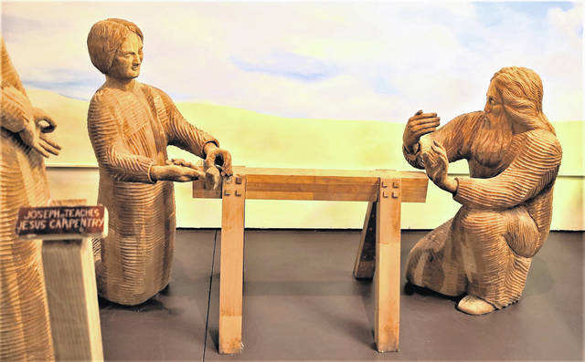 The Museum of Woodcarving is scheduled to open on Sunday, Aug. 15 at BibleWalk, 500 Tingley Avenue in Mansfield. The grand opening is scheduled to begin at 3 p.m. For information, go to the website biblewalk.us.