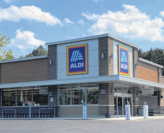 Aldi opened a new grocery store on Thursday, Sept. 9 at 1885 E. Mansfield St. in Bucyrus. The new location is open daily from 9 a.m. to 8 p.m. It's the first Aldi location in Bucyrus.