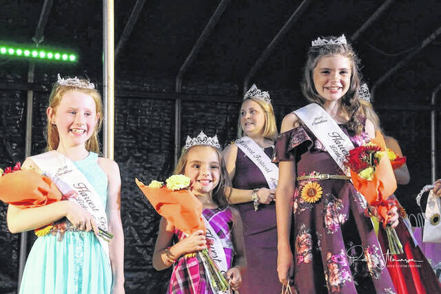 Royalty will be crowned on Thursday, Sept. 16 on the opening day of the Crestline Harvest Festival. After a year's hiatus due to the COVID-19 pandemic, the festival returns Thursday through Saturday, Sept. 16-18.