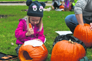 GALLERY: Halloween fun at the Galion Public Library