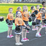 A fun night for the kids at Unckrich Stadium