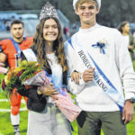 Tigers crown Homecoming royalty