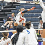 Volleyball: Galion celebrates senior night with win over Wynford