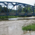 Clear Fork River flood concerns