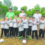 Clear Fork Youth League champions