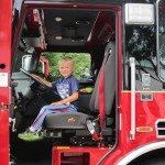 Pictures from Saturday's Touch a Truck at the Galion Public Library