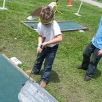 Day 2 fair highlight: Putt-putt at fair is thriving business for family