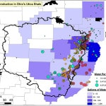 Increased fracking water use in Ohio: Compromising watershed integrity?
