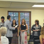 Clear Fork Valley Foundation awards area students