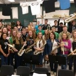 Clear Fork High School, Middle School Jazz Bands to play area concert