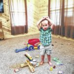 Bellville two-year-old resident finds elusive snipe
