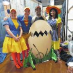 Ugly Duckling visits Bellville Elementary School