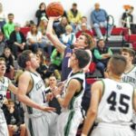 Colts knock off Galion in sectional boys basketball