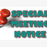 Special Bellville Village Council meeting Aug. 13 deals with sanitary sewer service agreement