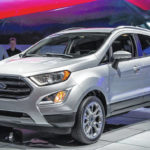 Donley Auto Group donating a Ford Ecosport to United Way campaign