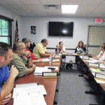 Communication efforts in regard to manhunt discussed at Bellville Village Council meeting