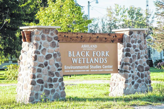 """Courtesy photo Ashland University's Environmental Studies Center located at the AU Black Fork Wetlands, 2636 Ashland Road, will continue with its """"Naturalist on Duty"""" events on Saturday, Sept. 15. This month's event will focus on """"Birds and Bird Banding."""""""
