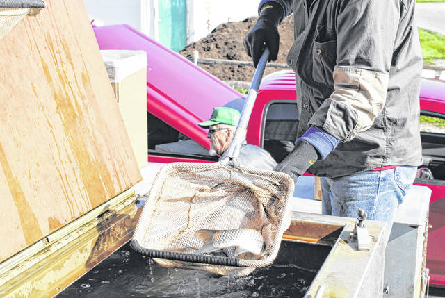 Richland SWCD pond fish sale has started - Bellville Star