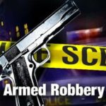 Two arrested, no one hurt, after armed robbery at Love's Travel Stop