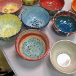 Don't forget Sunday's Empty Bowls event at high school. It's a fundraiser for BNOC