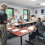 Natural gas prices, sidewalk repairs and donation by Gorman-Rupp for AEDs discussed at Bellville Village Council